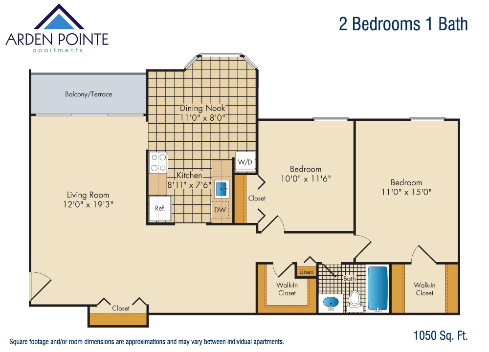 Bedroom Apartments In Md Under